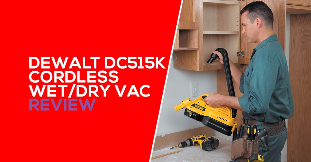DeWalt DC515K Review