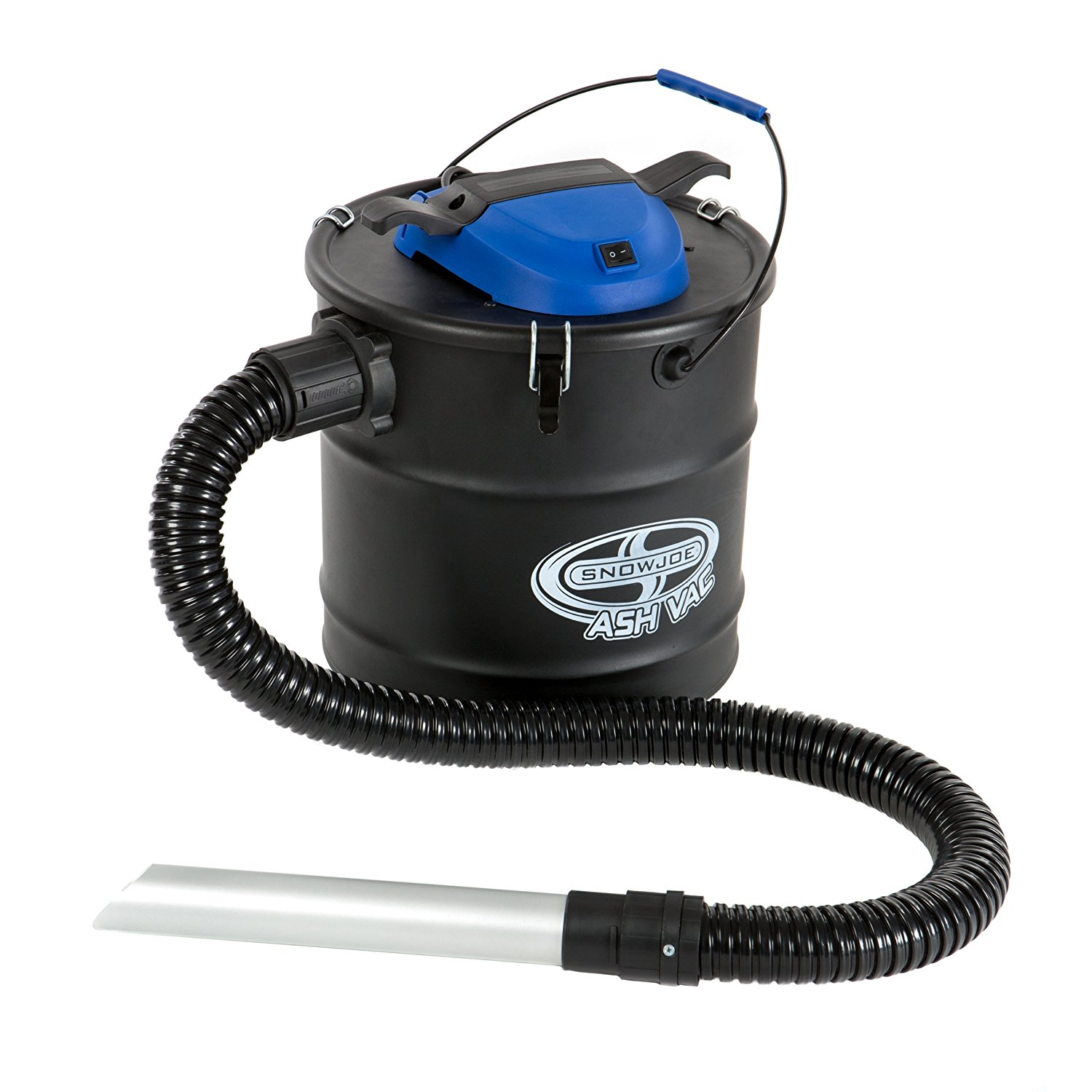 Snow Joe ASHJ201 4.8 Gallon 4 Amp Ash Vacuum